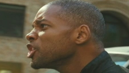 I Am Legend Scene: What Are You Doing Here Fred?