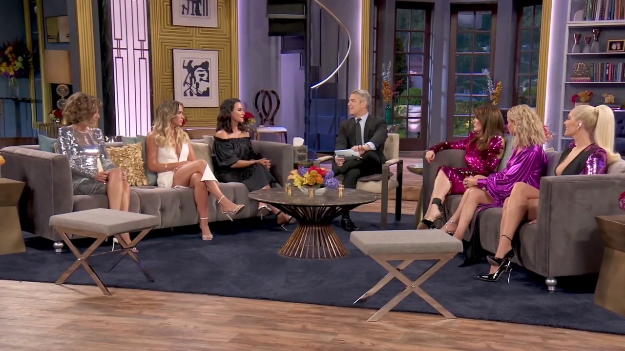 THE REAL HOUSEWIVES OF BEVERLY HILLS: Reunion, Part 3