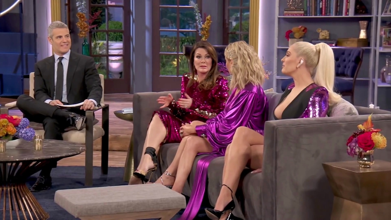 THE REAL HOUSEWIVES OF BEVERLY HILLS: Reunion, Part 2