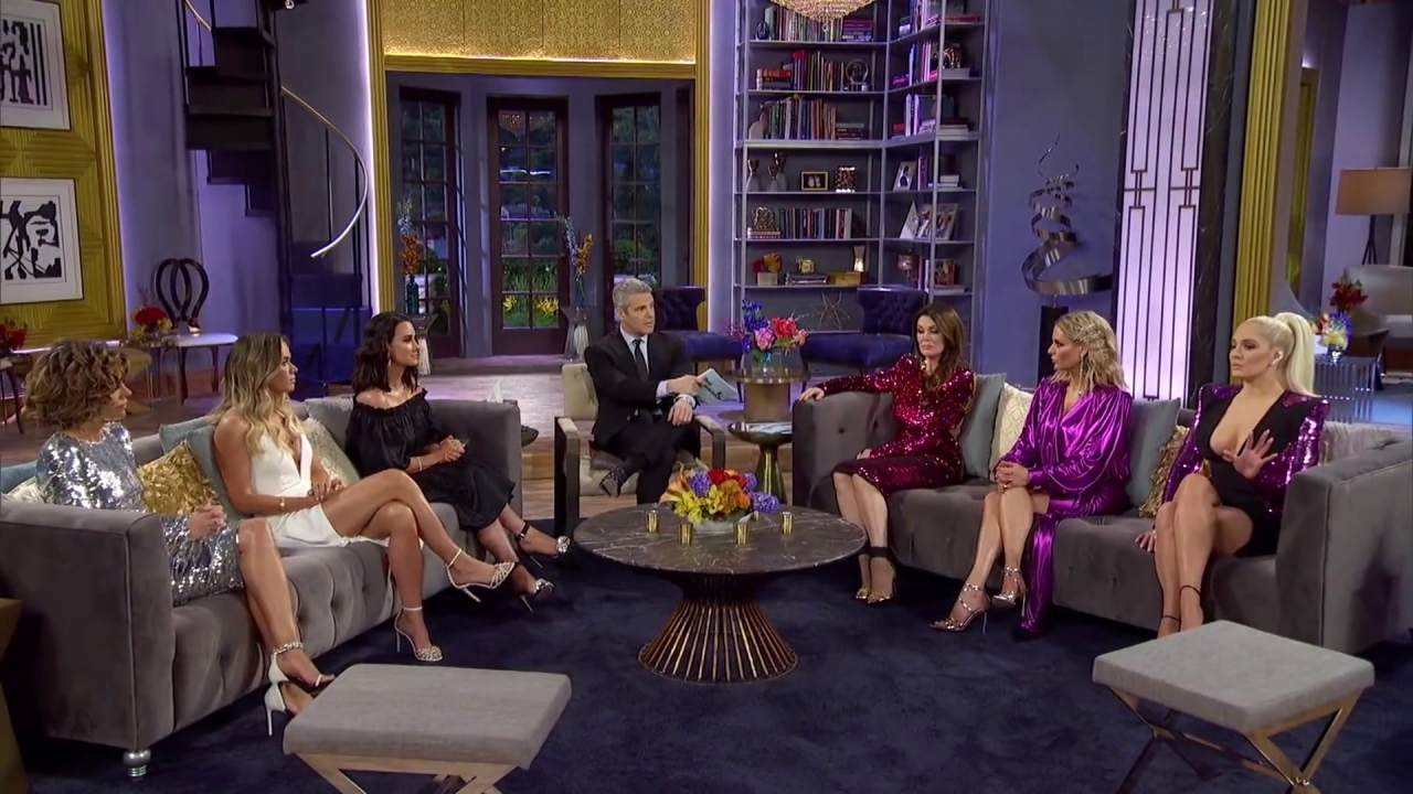 THE REAL HOUSEWIVES OF BEVERLY HILLS: Reunion, Part 1