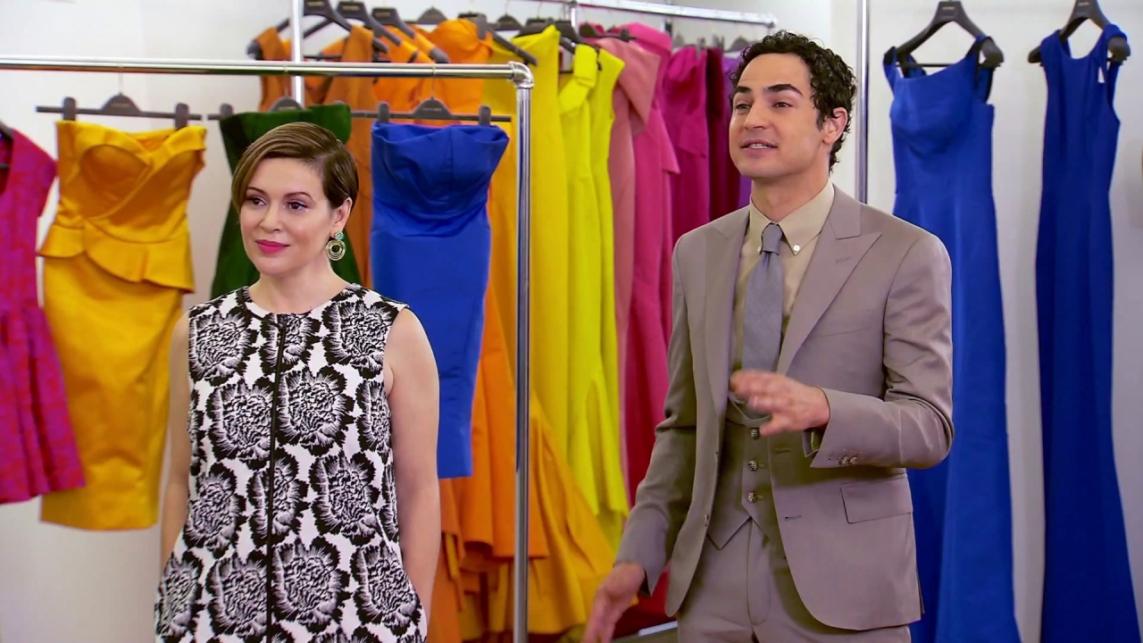 Project Runway All Stars: Posen On The Red Carpet