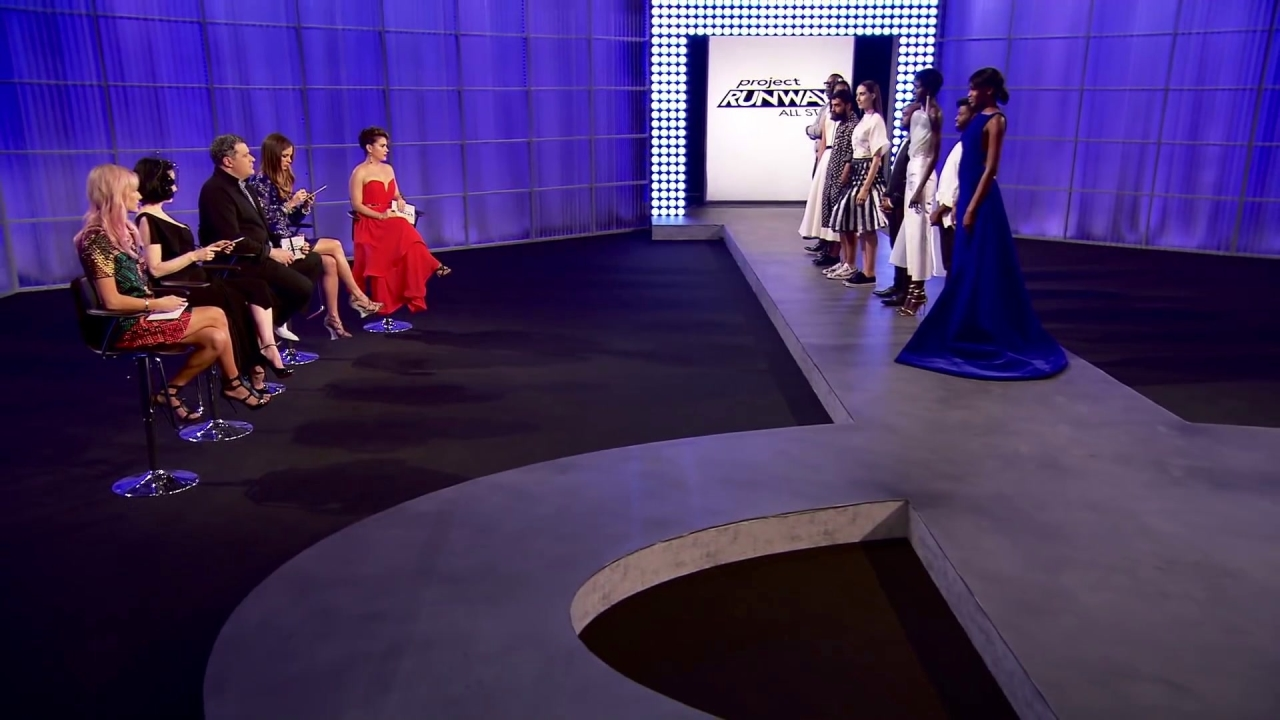Project Runway All Stars: History In The Making
