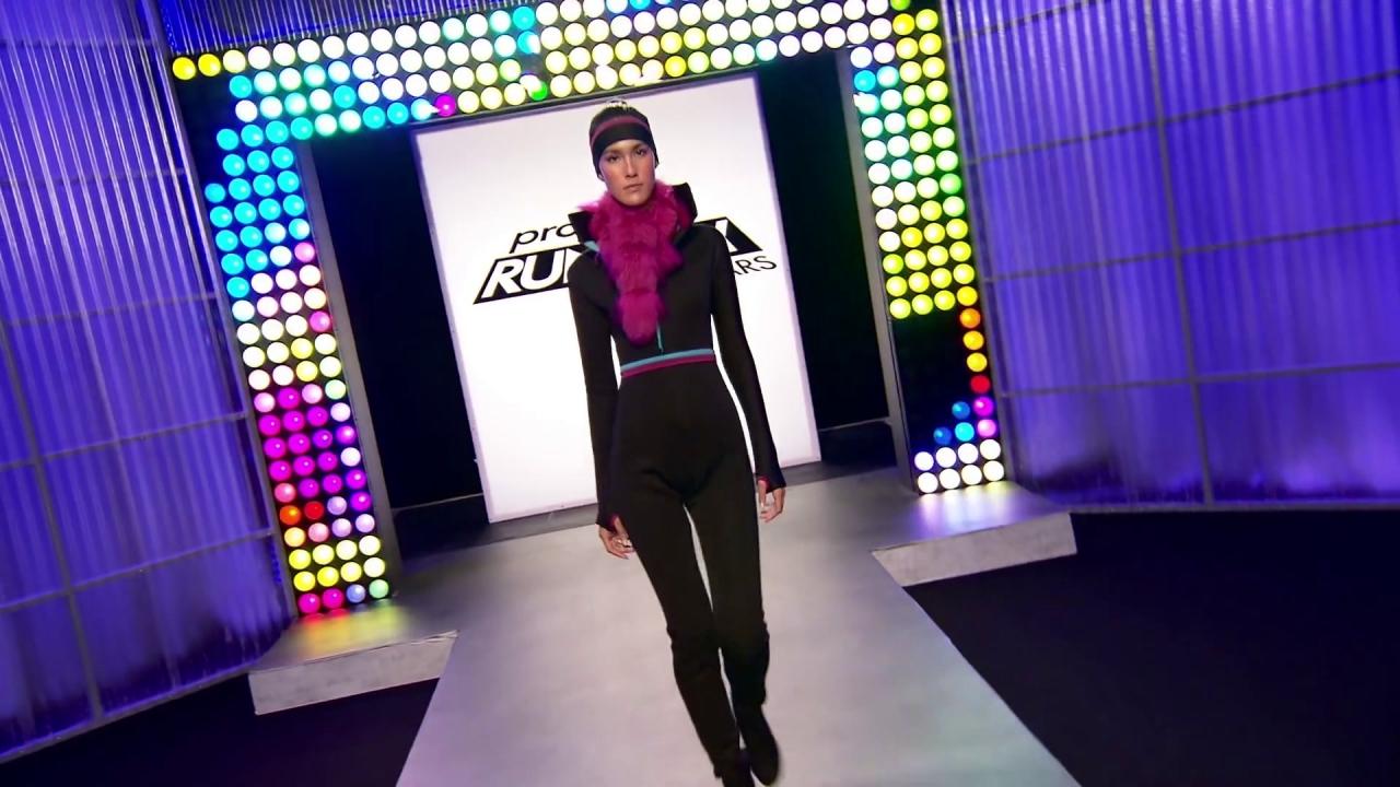 Project Runway All Stars: Nina's Crushing It
