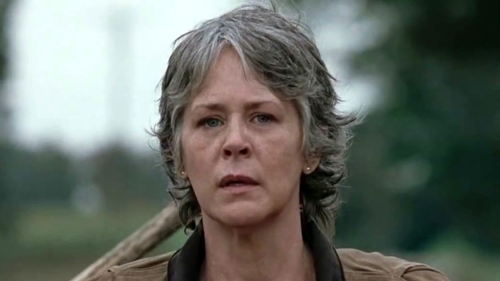 The Walking Dead: Carol Takes On A Group Of Saviors