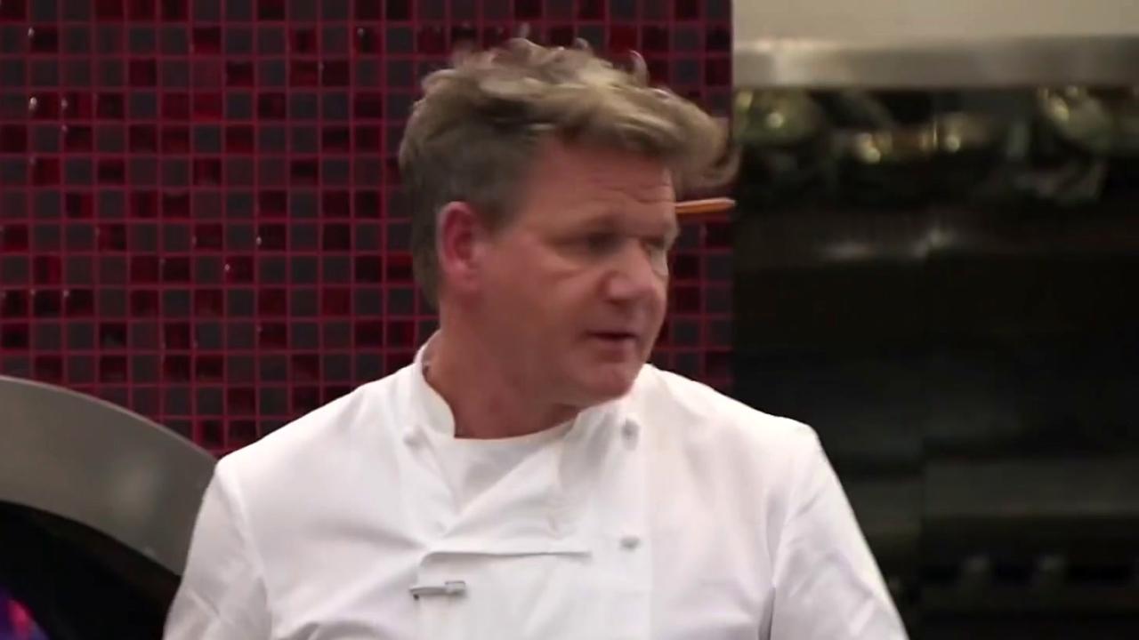 Hell's Kitchen: Poor Trev