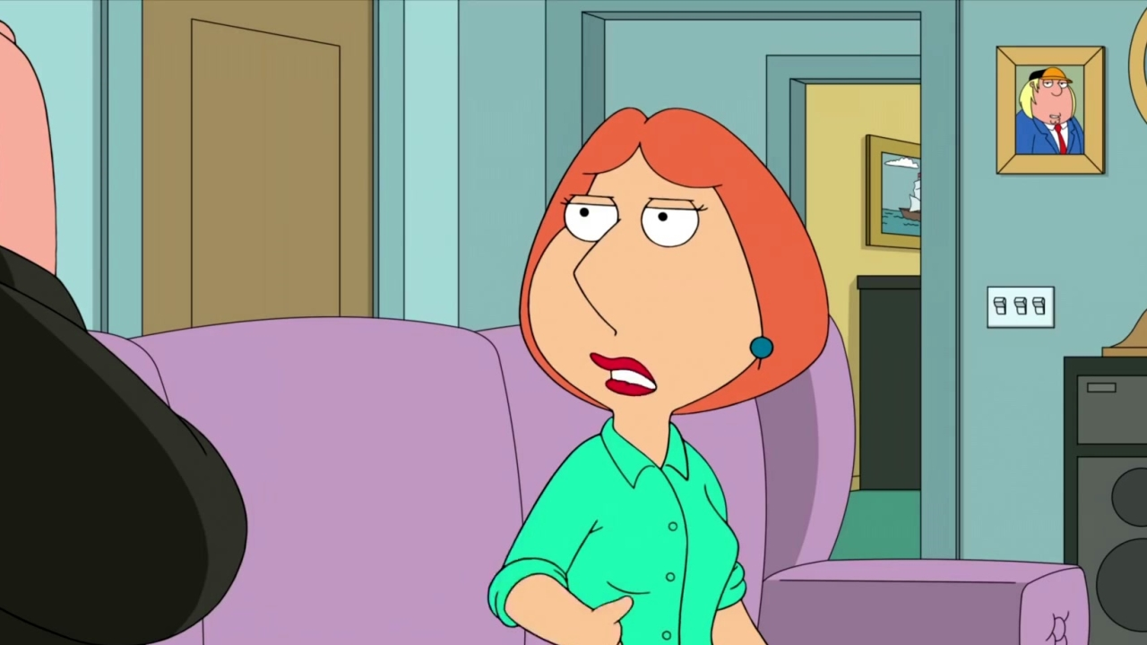 Family Guy: Lois Scolds Peter For Spreading Fake News
