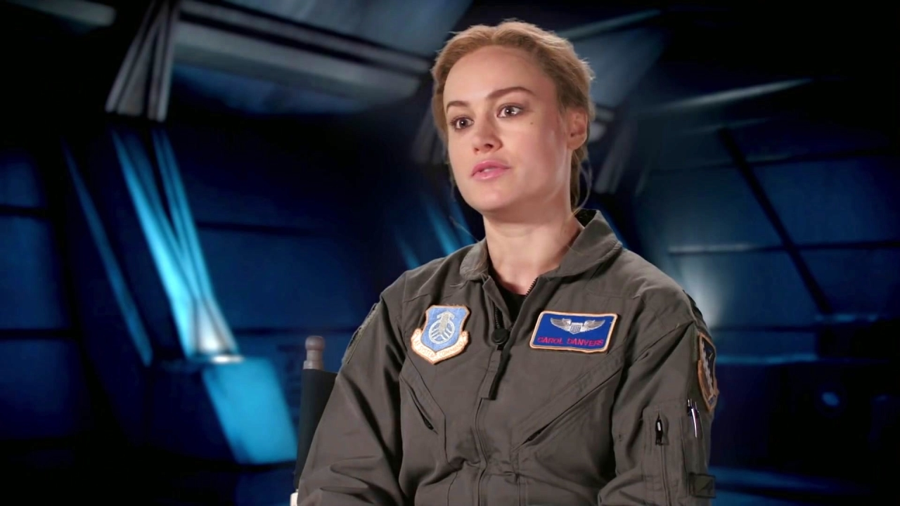 Captain Marvel (Featurette)