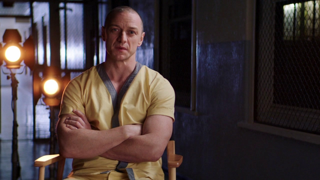 Glass: James McAvoy On Playing Kevin