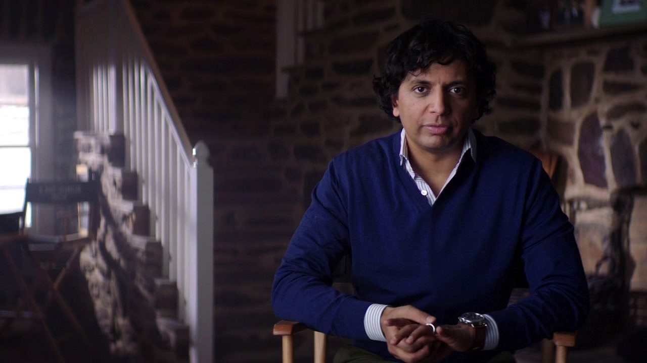 Glass: M. Night Shyamalan On Creating A Third Movie From Existing Characters