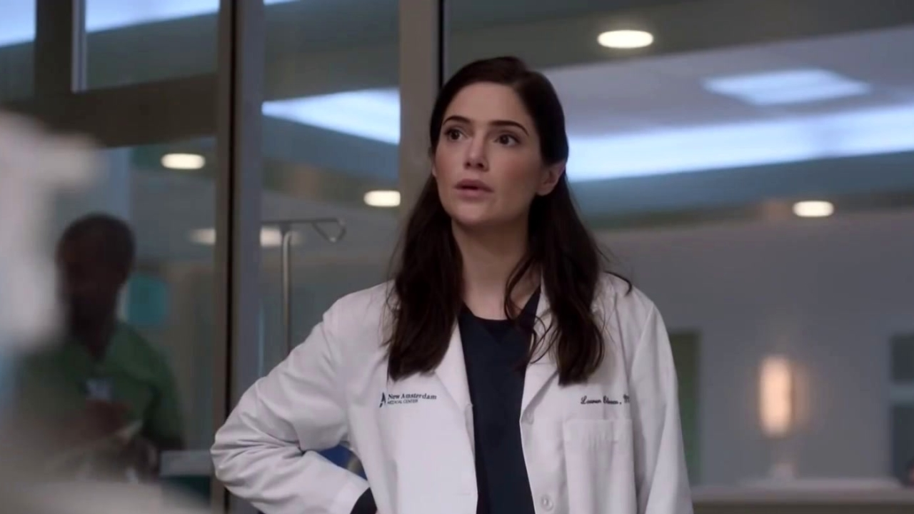 New Amsterdam: Sharpe Confronts Bloom About Her Secret
