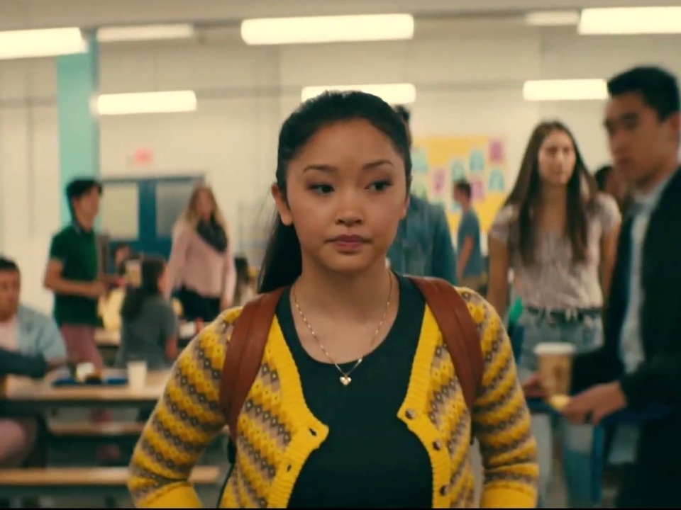 To All The Boys I've Loved Before: The Pocket Spin Is Everything
