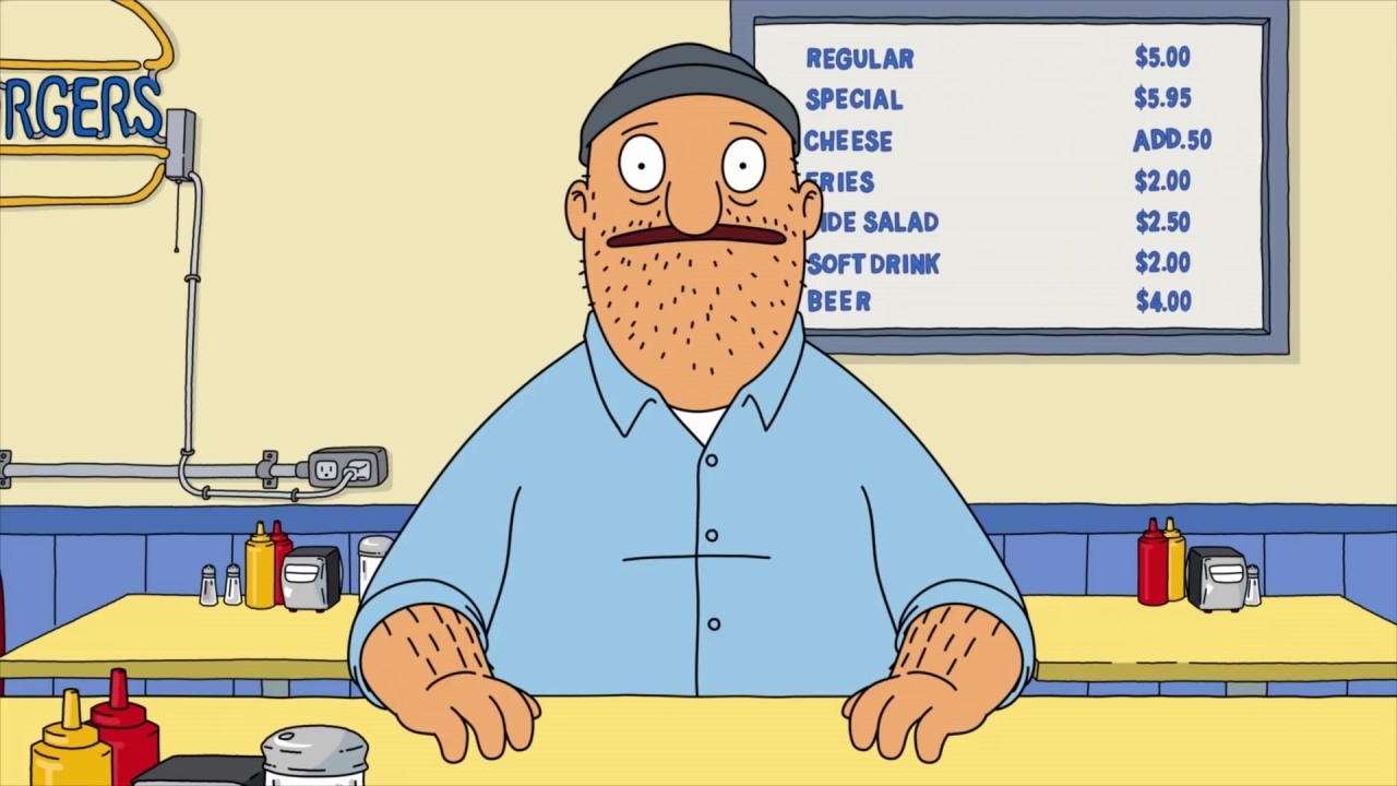 Bob's Burgers: Teddy Has A Crush On Helen