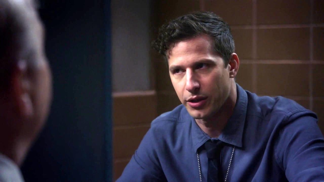 Brooklyn Nine-Nine: Jake & Charles Interrogate Hitchcock & Scully
