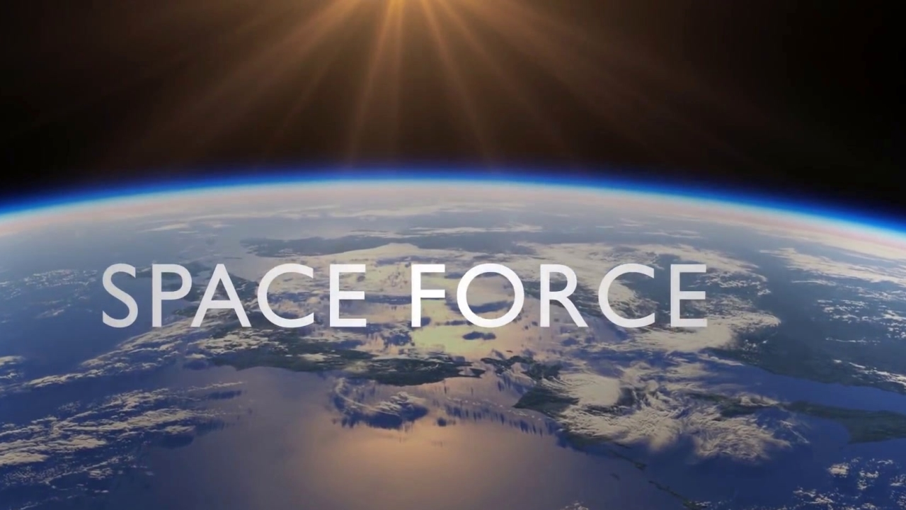 Space Force: Announcement