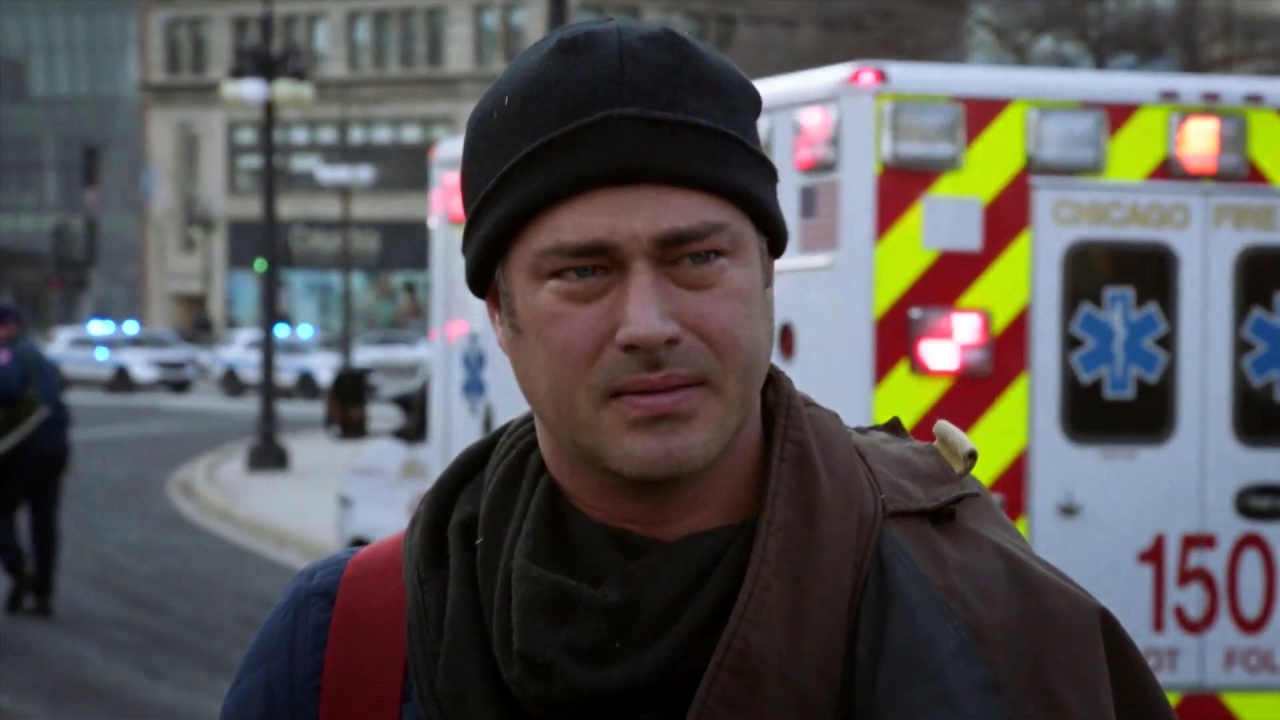 Chicago Fire: Trapped Under A Bus