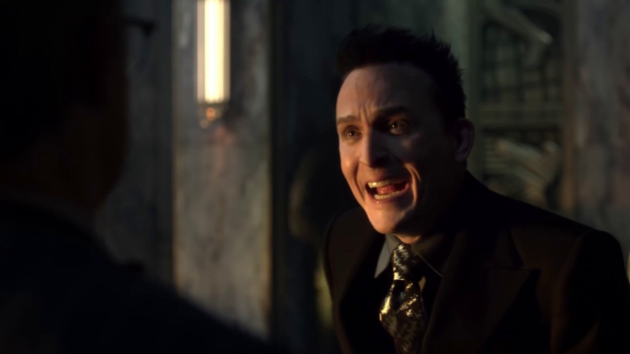 Gotham: Penguin Is Extremely Displeased With His People