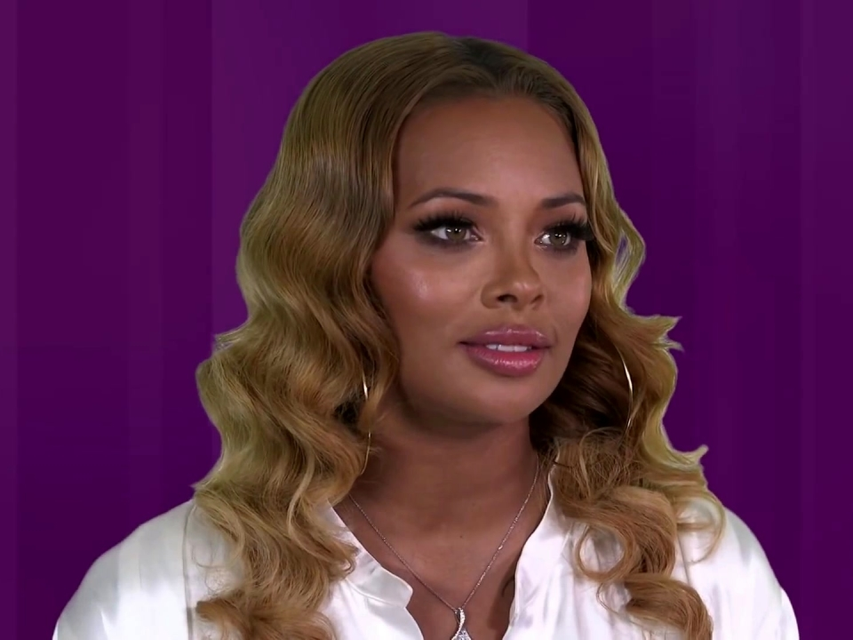 The Real Housewives of Atlanta: Shady Style Eva Marcille Sizes Up her Fellow Models