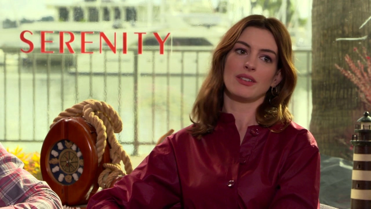 Serenity: Matthew McConaughey And Anne Hathaway On 'Baker' And 'Karen's' History