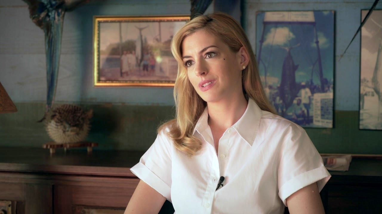 Serenity: Anne Hathaway On Her Character