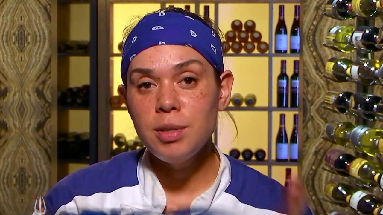 Hell's Kitchen: Mia Tells Ariel She Is Ready To Step Up
