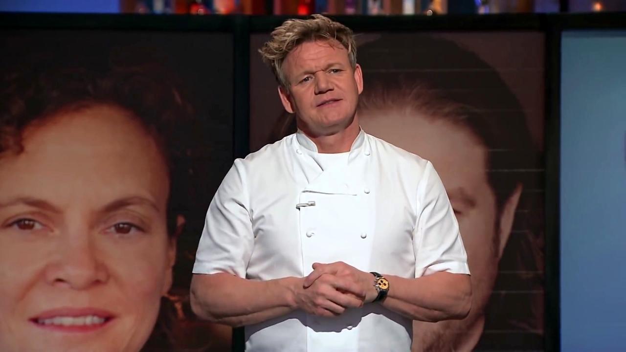 Hell's Kitchen: Gordon Reveals The Black Jackets