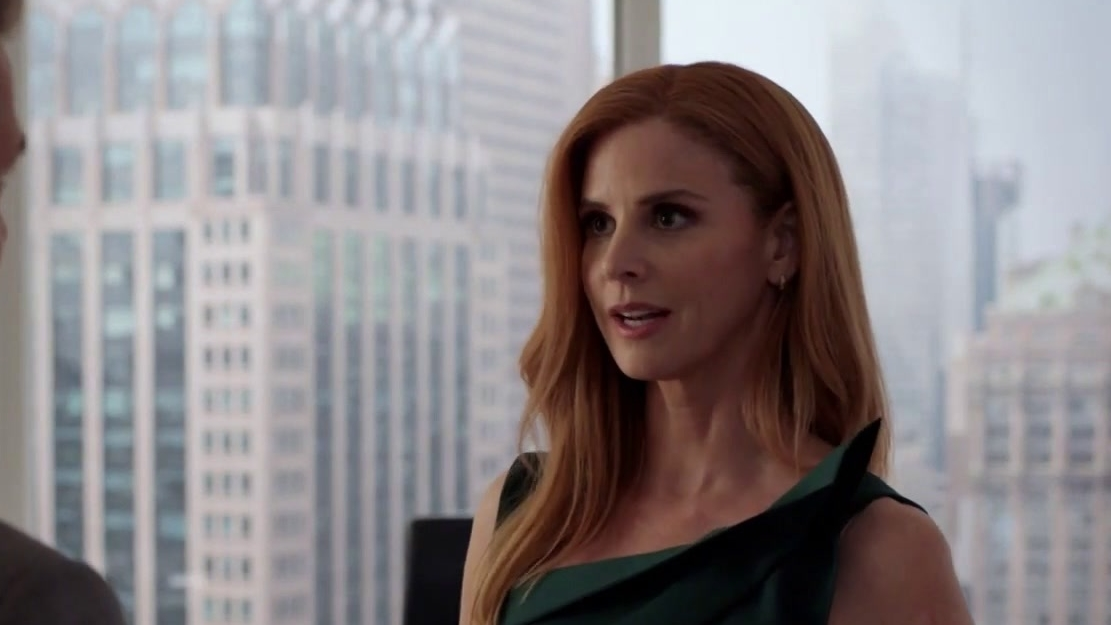 Suits: Harvey Plans His Next Target
