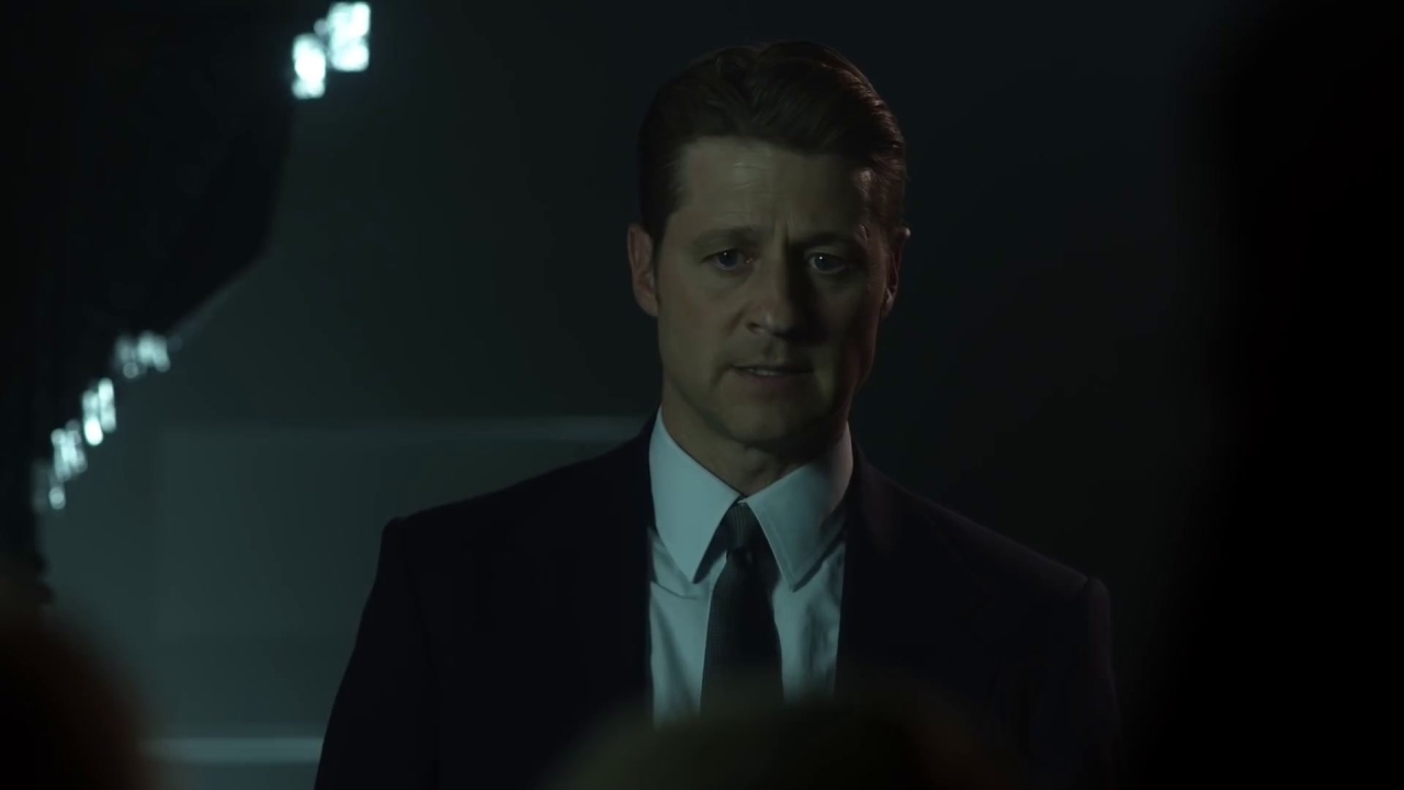 Gotham: Gordon Delivers A Message To The People Of Gotham