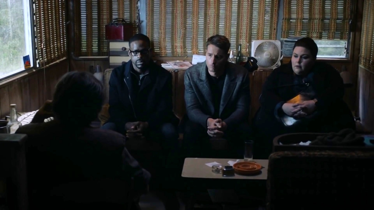 This Is Us: The Big Three Learn The Truth From Nicky