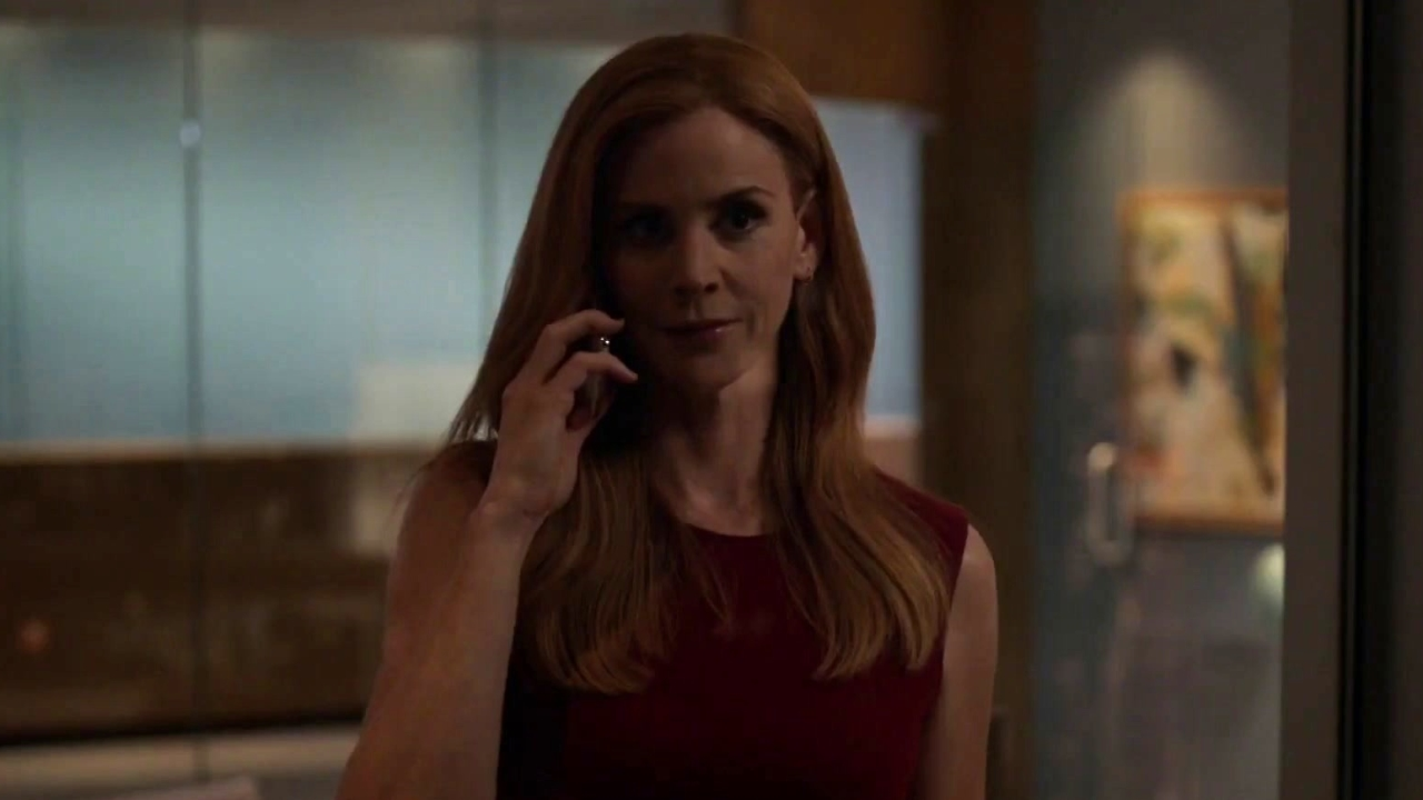 Suits: Donna In Love