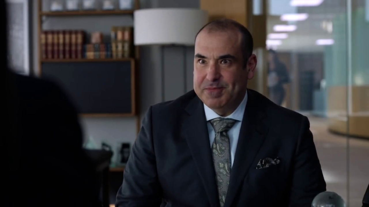 Suits: It Takes A Big Man