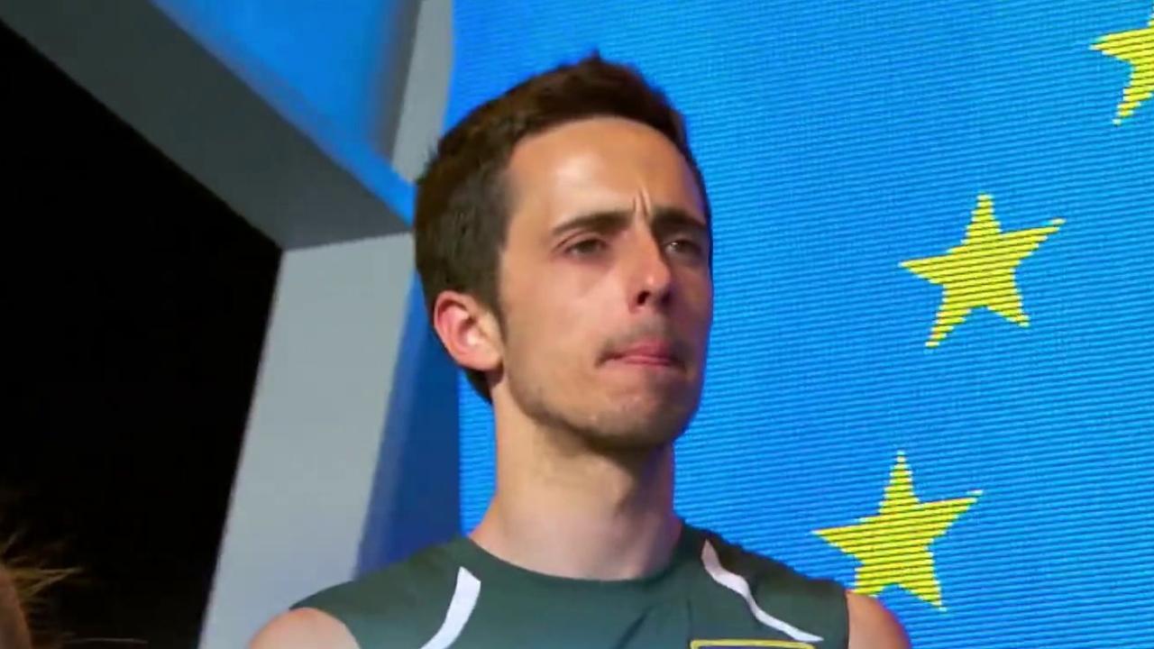 American Ninja Warrior: Bryson Klein's Stage 2 Run