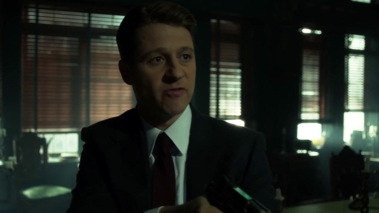 Gotham: Edward Sets Up A Trap