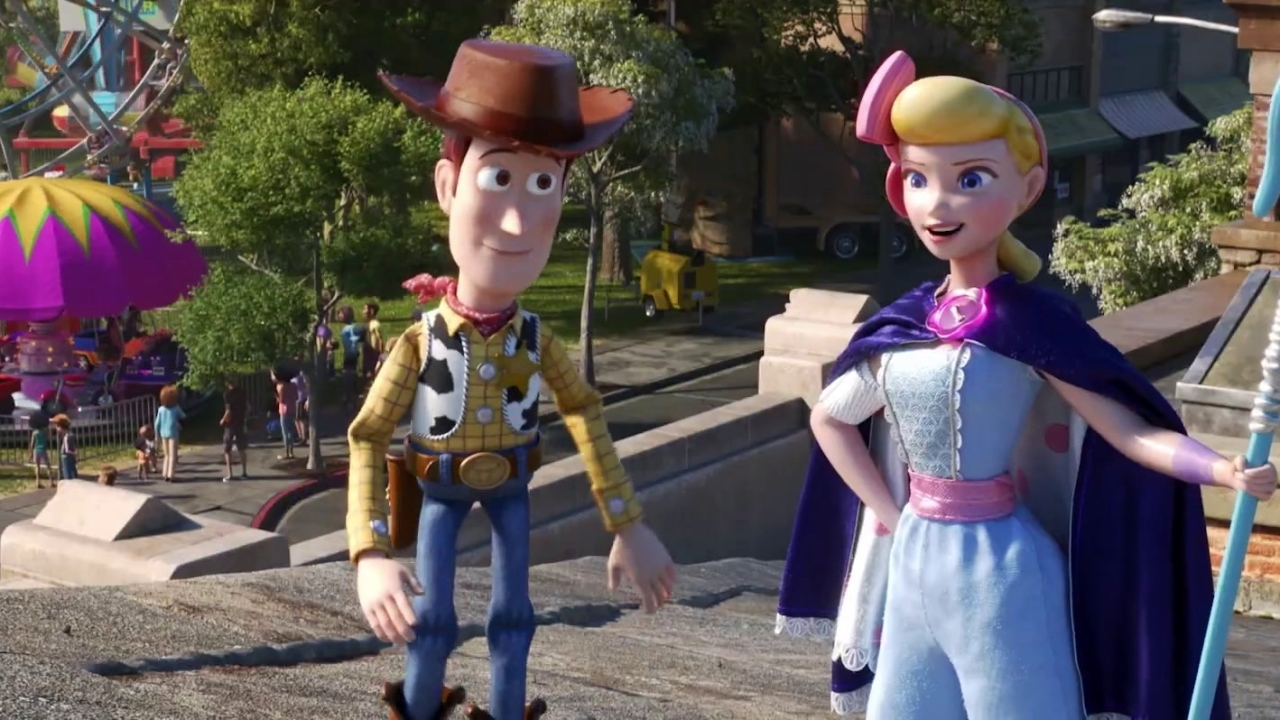 Toy Story 4 (Big Game Spot)