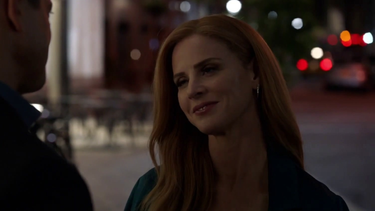 Suits: A Perfect End To Donna's Date