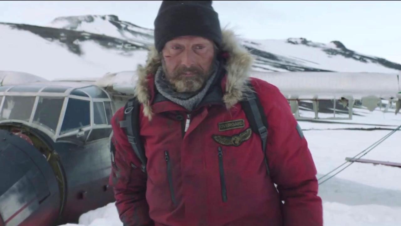 Arctic: Mads Mikkelsen (Featurette)