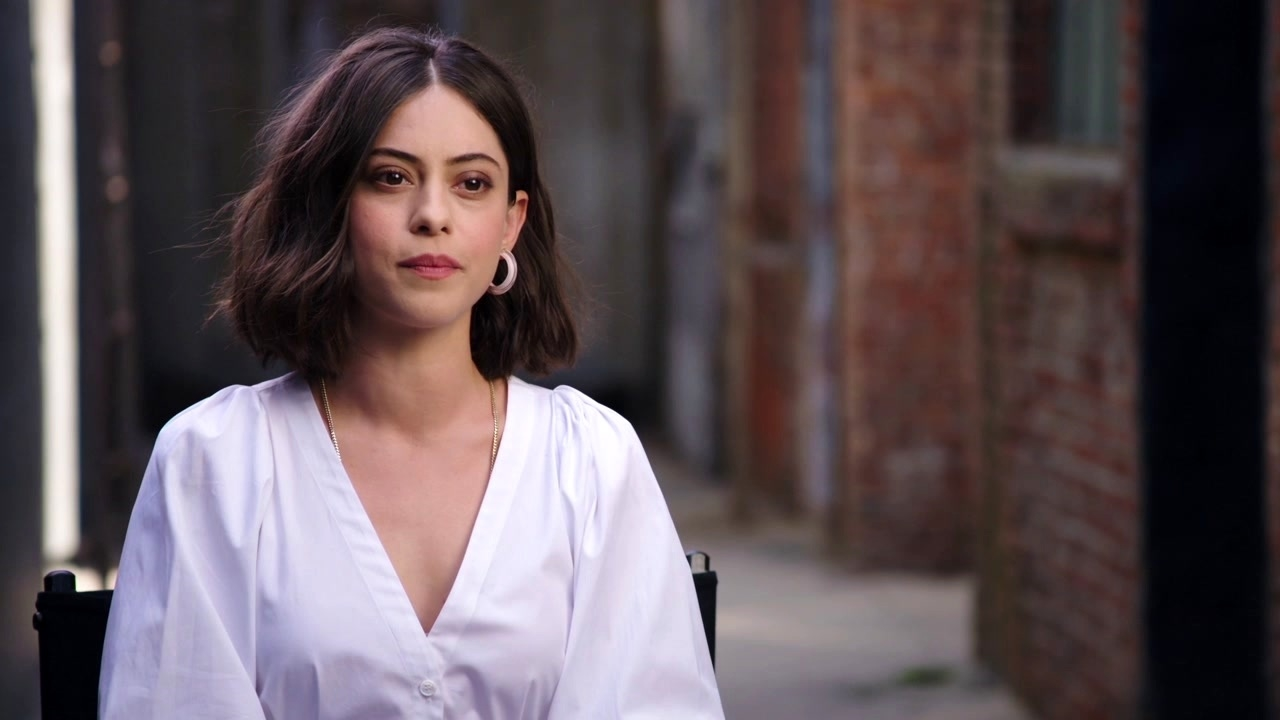 Alita: Battle Angel: Rosa Salazar On Alita