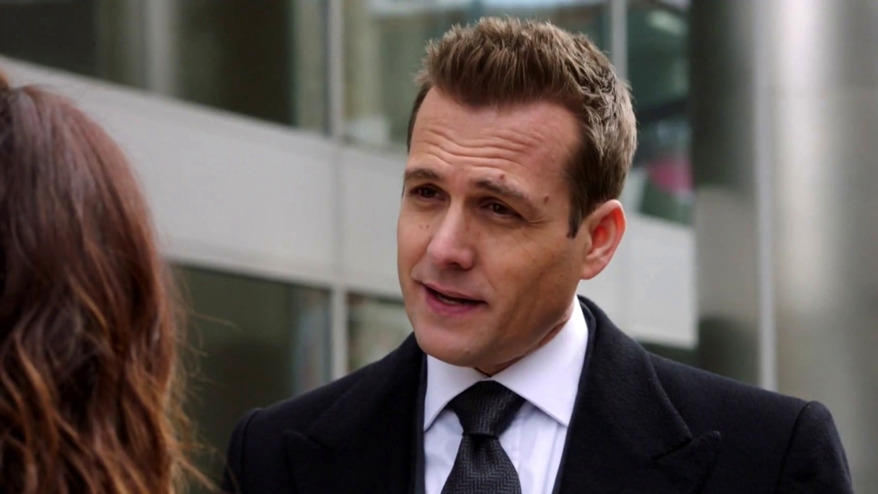 Suits: Peas In A Pod