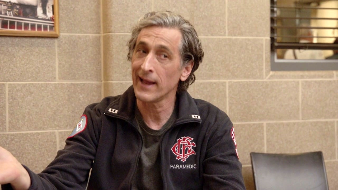 Chicago Fire: It Wasn't About Hockey