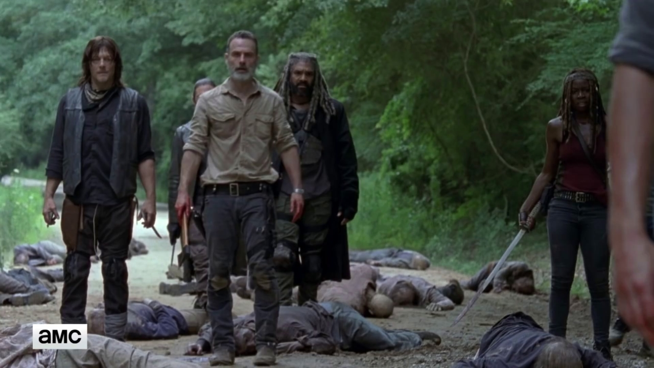 The Walking Dead: Making A New Beginning
