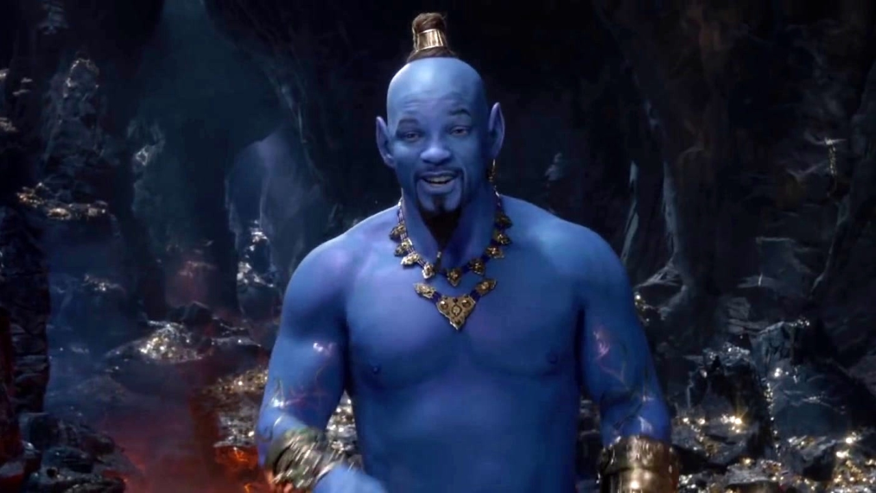 Aladdin (First Look Trailer)