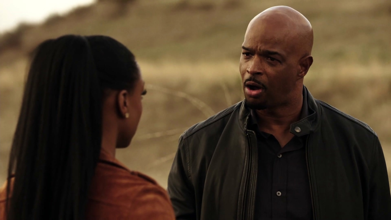 Lethal Weapon: Sonya Confronts Roger About How He Treats Her