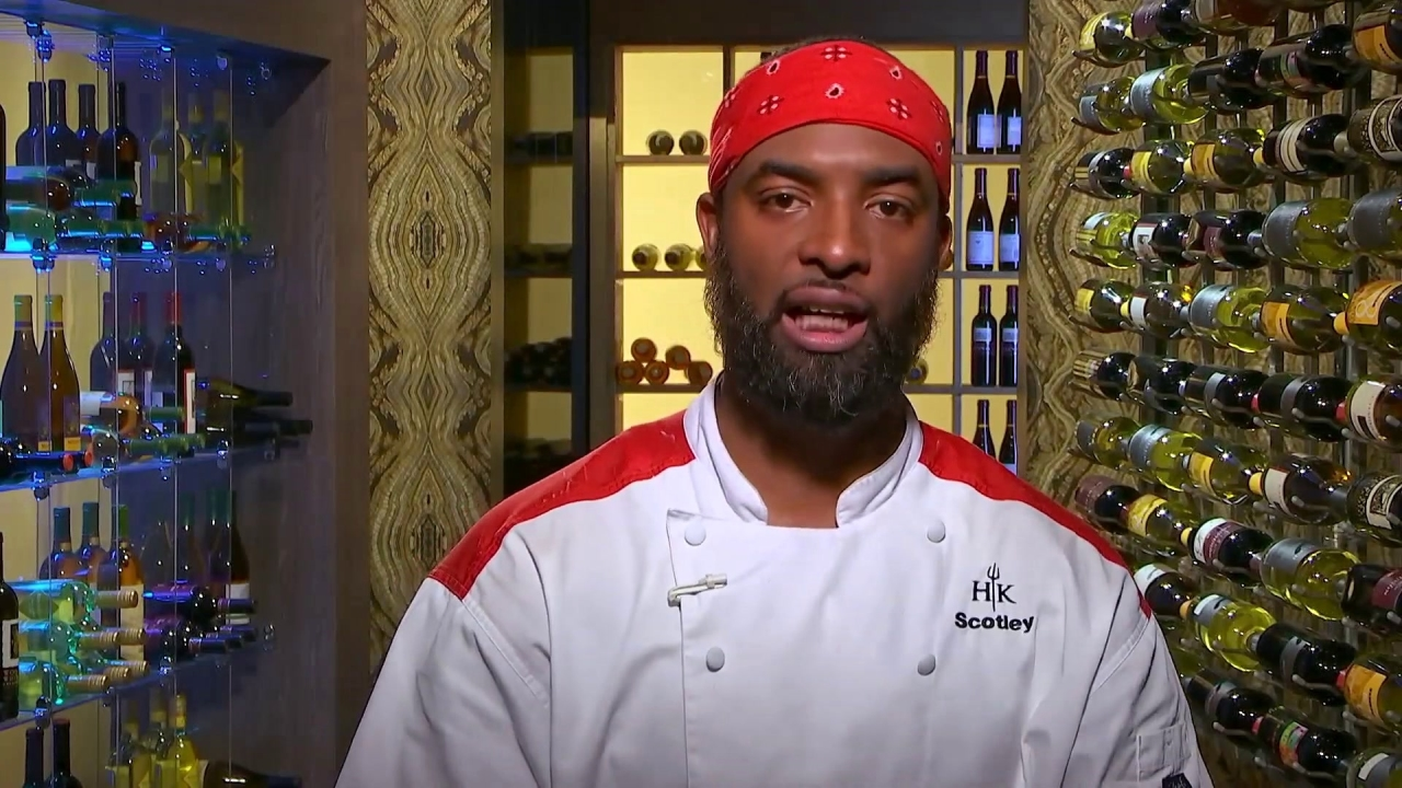 Hell's Kitchen: The Contestants Have Their Final Dinner Service