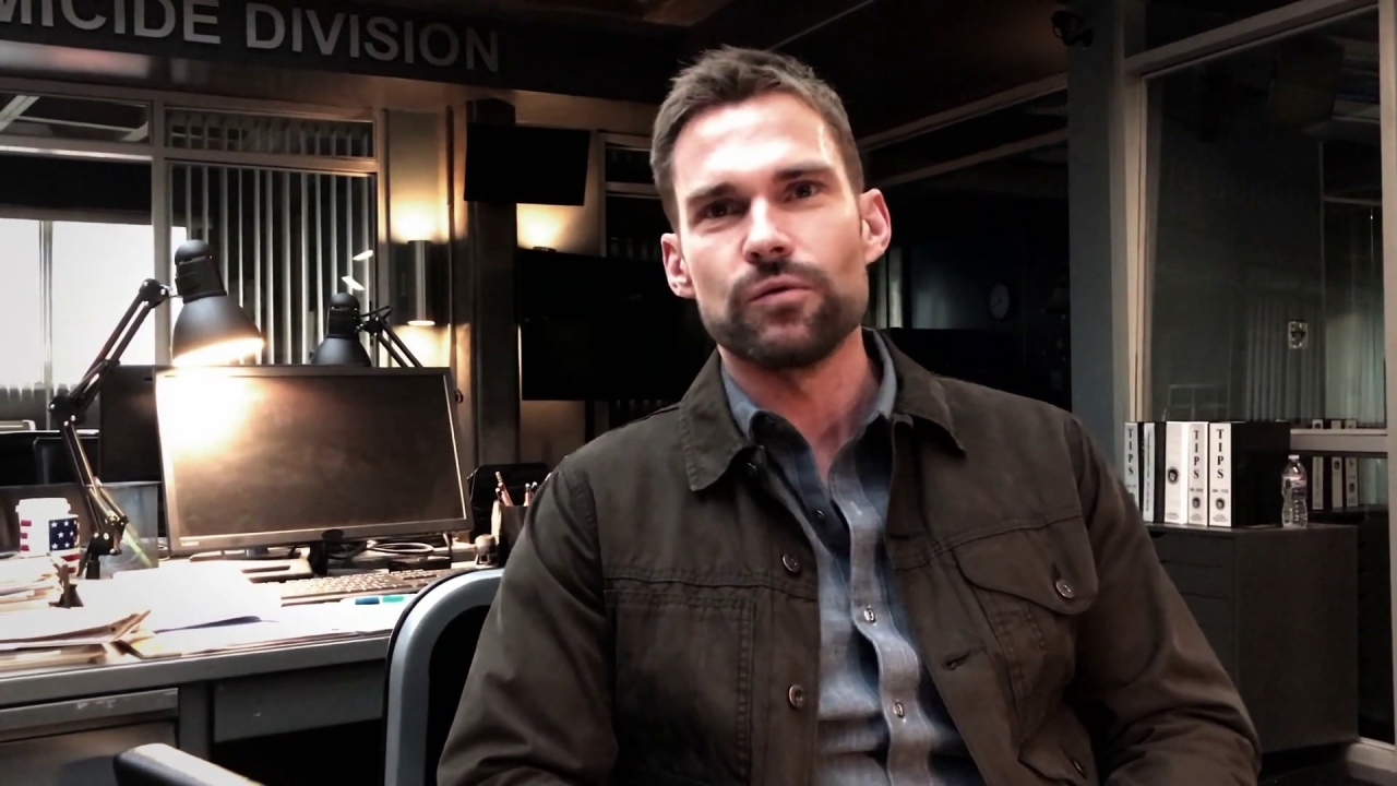 Lethal Weapon: Bts With Seann William Scott