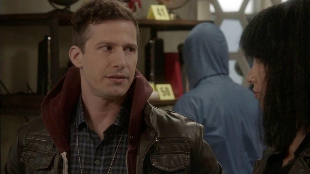 Brooklyn Nine-Nine: The Crime Scene