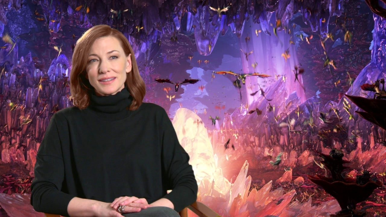 How To Train Your Dragon: The Hidden World: Cate Blanchett On What The Film Is About