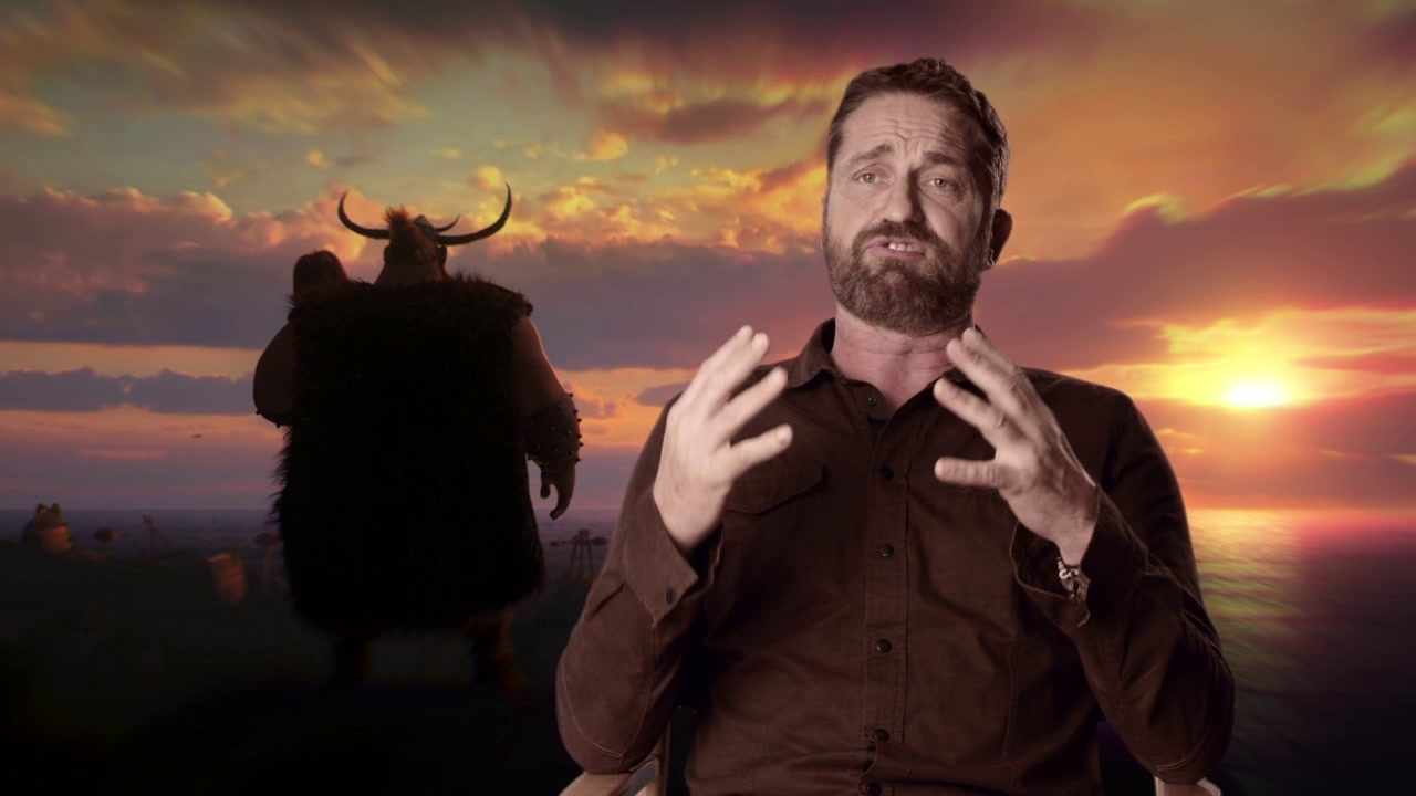 How To Train Your Dragon: The Hidden World: Gerard Butler On The Plot Of The Film