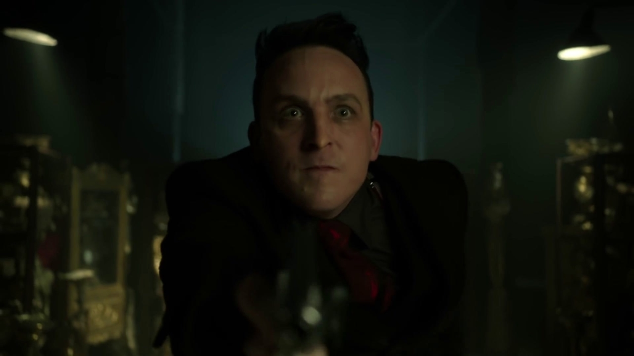 Gotham: Penguin Meets Maggie For The First Time