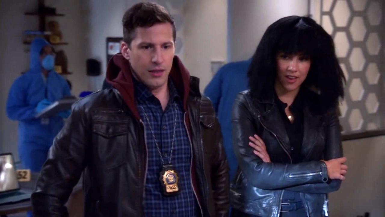 Brooklyn Nine-Nine: Jake and Rosa Investigate a Super Dope Murder Case