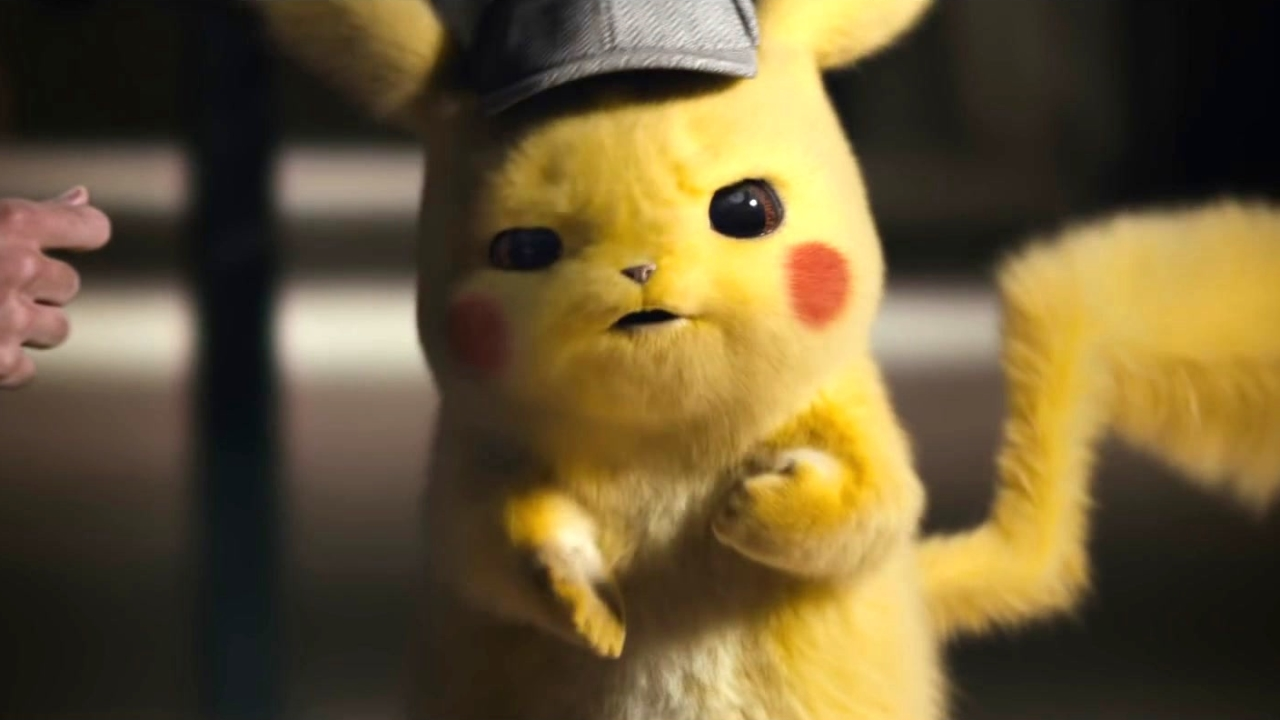 Pokemon Detective Pikachu: Big (Spot)