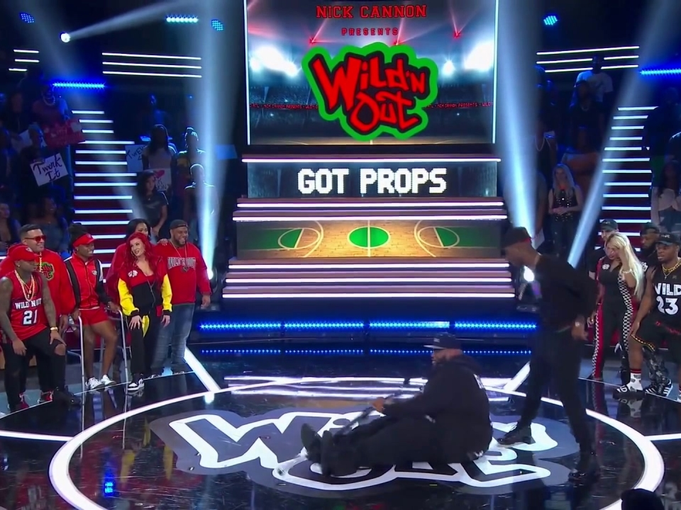 NICK CANNON PRESENTS WILD N' OUT: O.T Genasis/Nate Robinson